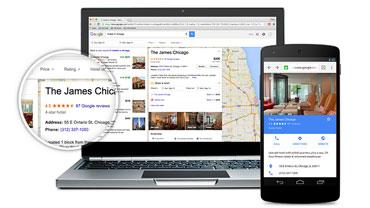 Ricerche Hotel Su Google